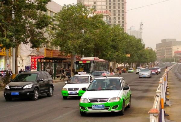 11. Hotan street scene