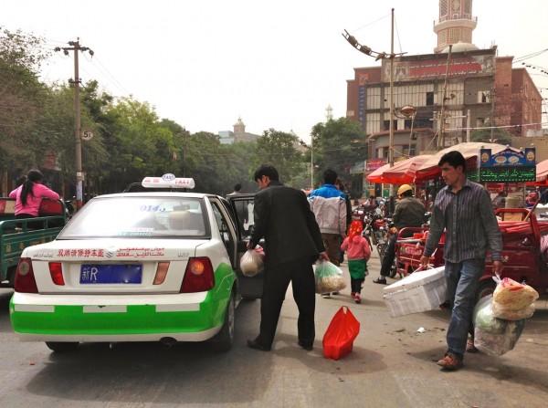 12. Suzuki Lingyang Taxi 2