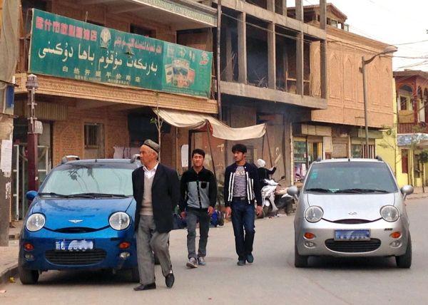 Chery QQ Kashgar 3