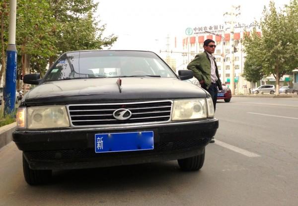 Hongqi CA7200 Hotan May 2014