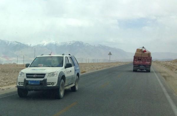 Landwind X6 Karakoram Highway