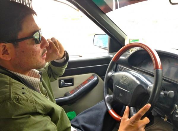 Mulat driver