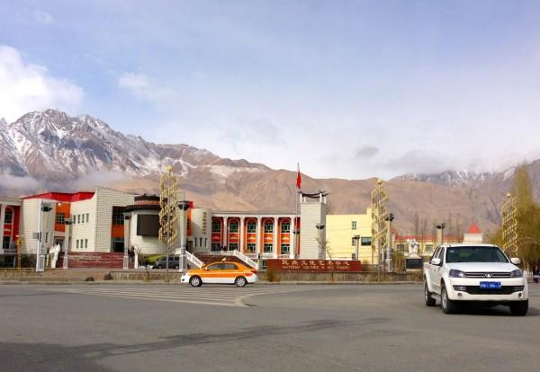 Tashkurgan street scene1