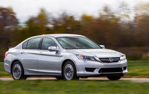 Honda Accord USA June 2014. Picture courtesy of caranddriver.com