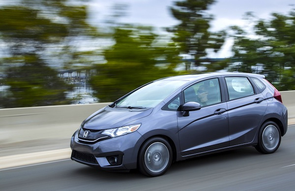 Honda Fit Canada May 2014. Picture courtesy of motortrend.com
