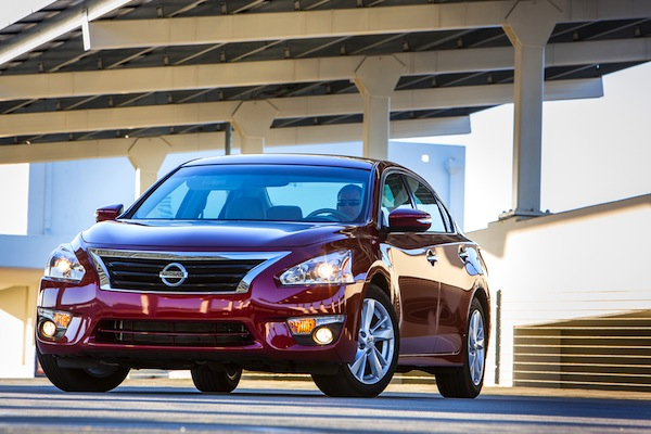 Nissan Altima USA May 2014. Picture courtesy of motortrend.com