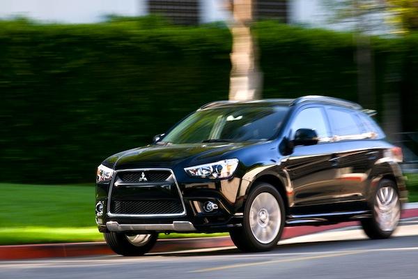 Mitsubishi Outlander Sport USA June 2014