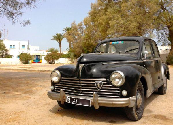 6. Peugeot 203 Djerba July 2014