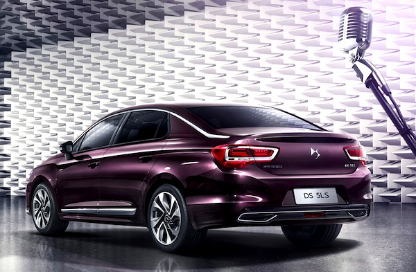 DS 5 LS China July 2014