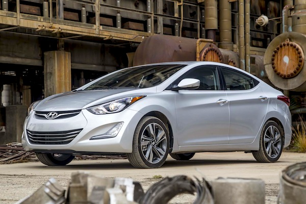 Hyundai Elantra Fiji 2014. Picture courtesy of motortrend.com