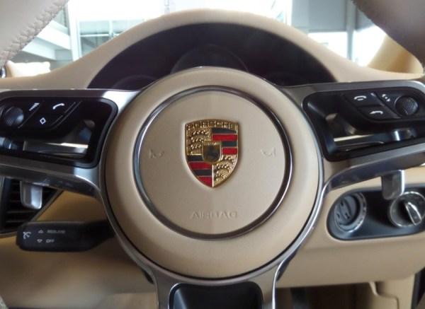Porsche Macan 2. Picture courtesy of Jack MacKenzie
