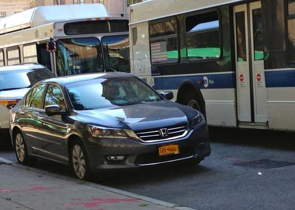10. Honda Accord New York