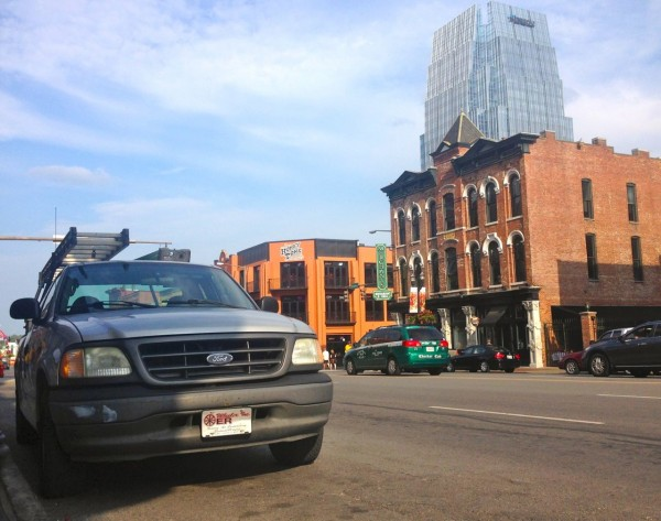 13. Ford F150 Nashville