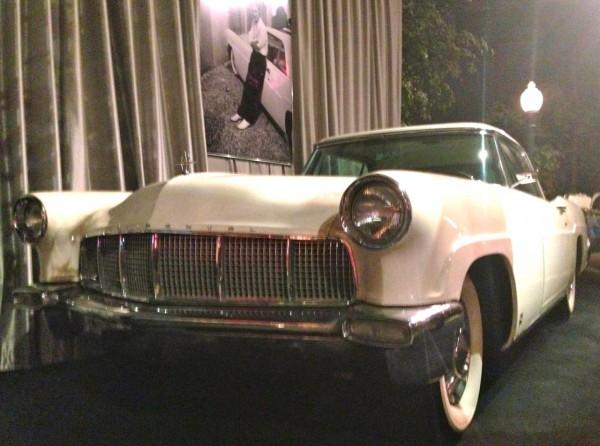 3. 1956 Lincoln Continental Mark II