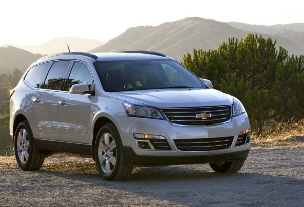 3. Chevrolet Traverse Nashville