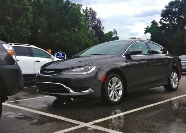 3. Chrysler 200 Memphis