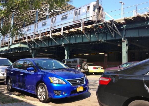 4. Nissan Sentra Brooklyn