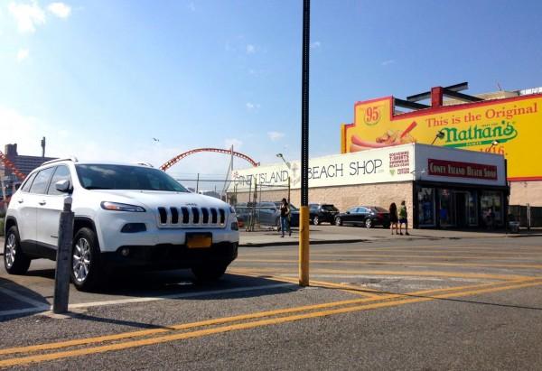 5. Jeep Cherokee Brooklyn