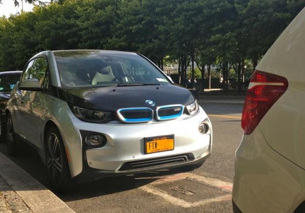 BMW i3 New York