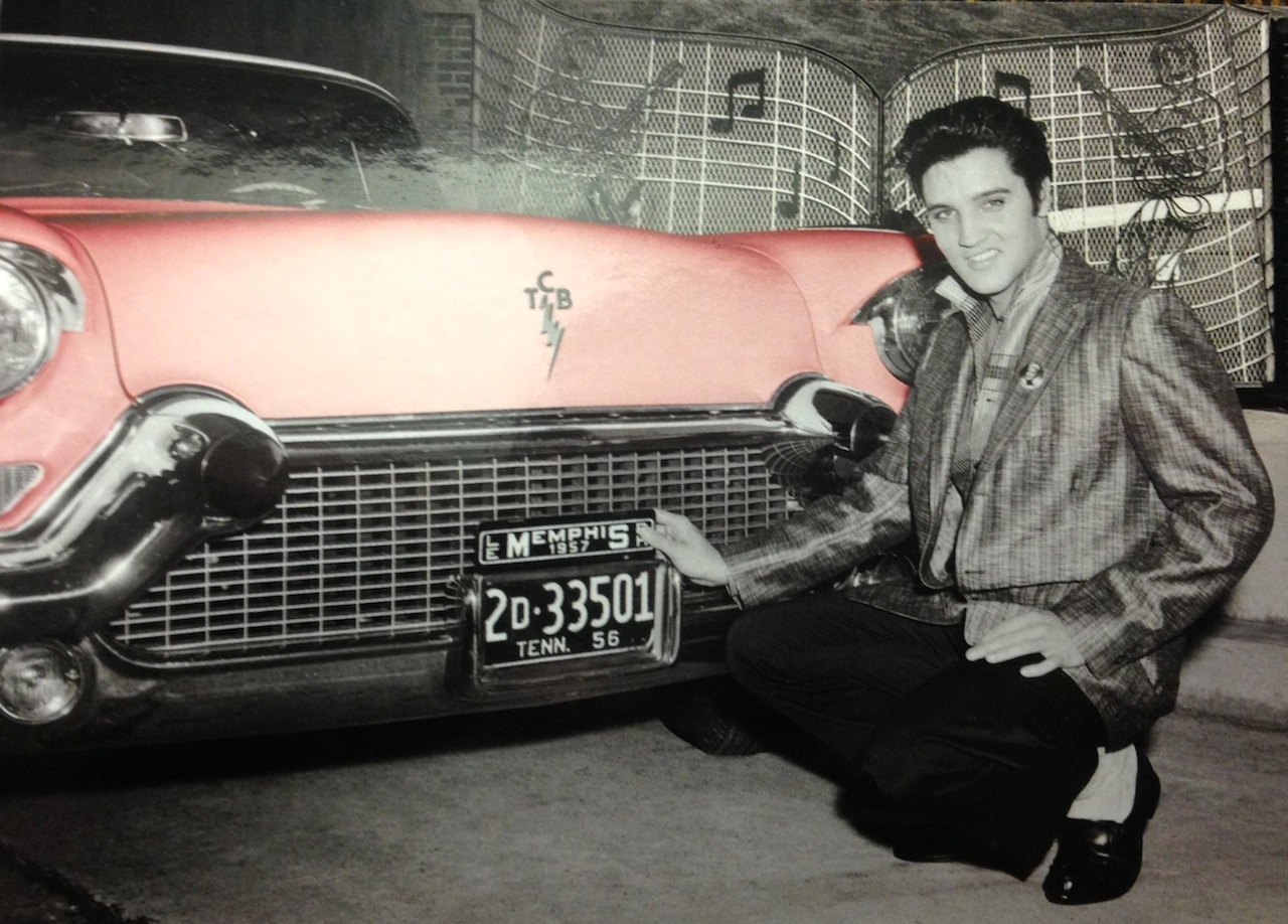 Usa Coast To Coast The Cars Of Elvis Presley Best