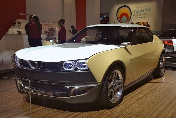 10. Nissan IDx Freeflow