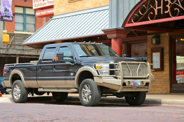 11. Ford F250 Fort Worth