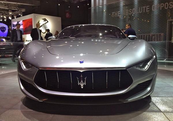 6. Maserati Alfieri Concept