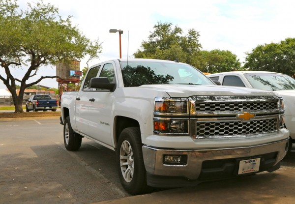 9. Chevrolet Silverado Fort Worth