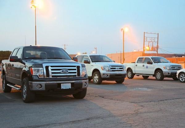 Ford F150 Stockyards City