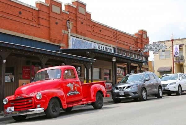 Fort Worth street scene 1