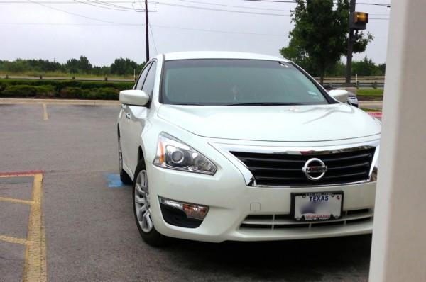 Nissan Altima Texas