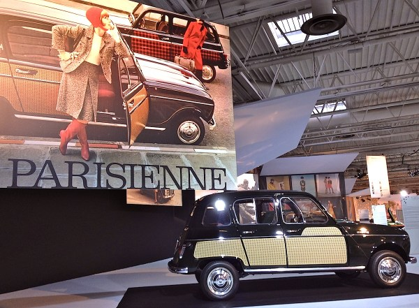 Renault 4 Parisienne