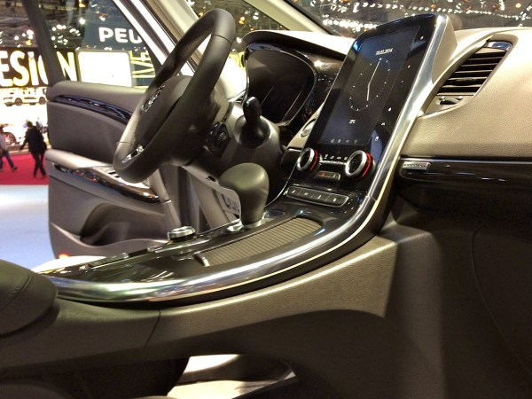 Renault Espace Paris Auto Show 2014c