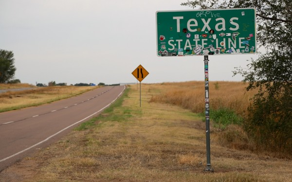 10. Texas State Line