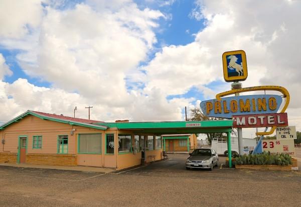30. Palomino Hotel Tucumcari NM