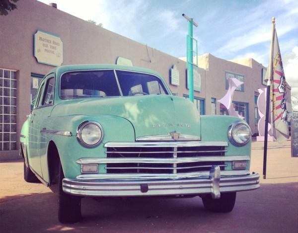 34. Plymouth Special Deluxe Tucumcari NM