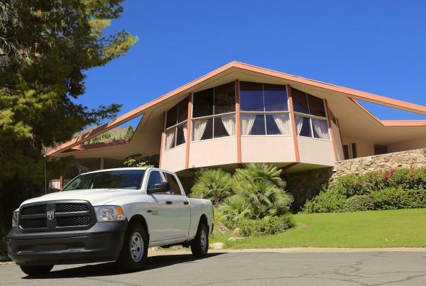 Albert Elvis house Palm Springs