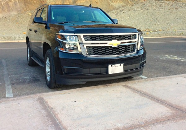 Chevrolet Tahoe Badwater