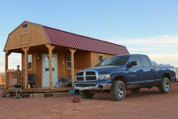 Dodge Ram Monument Valley