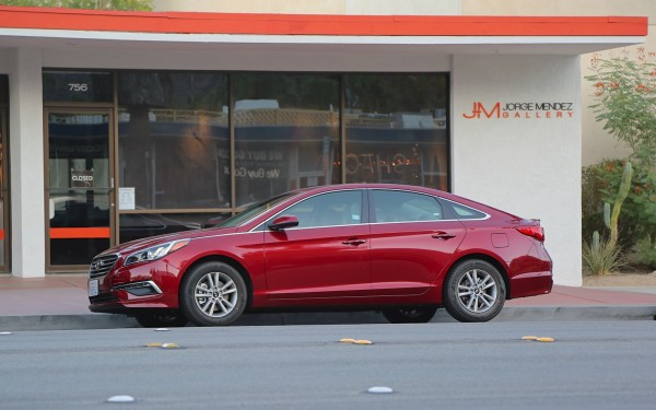 Hyundai Sonata Palm Springs