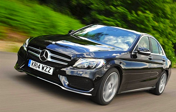 Mercedes C Class South Africa October 2014. Picture courtesy of whatcar.co.uk