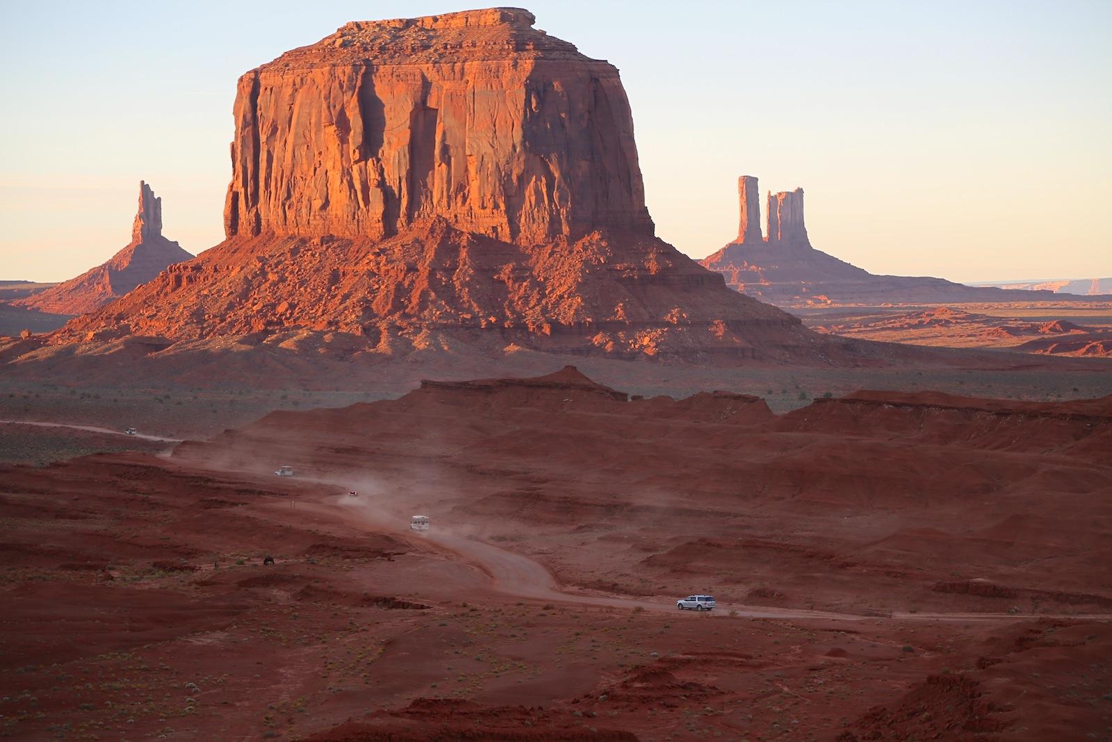 Usa Coast To Coast 2014 Monument Valley Arizona Utah