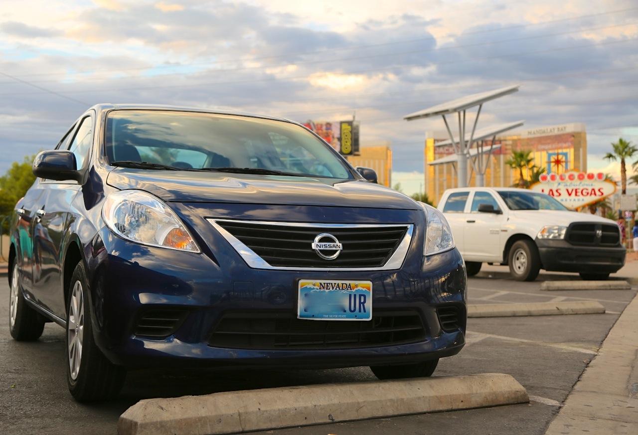 USA Coast to Coast 2014: Las Vegas, Nevada – Best Selling Cars Blog
