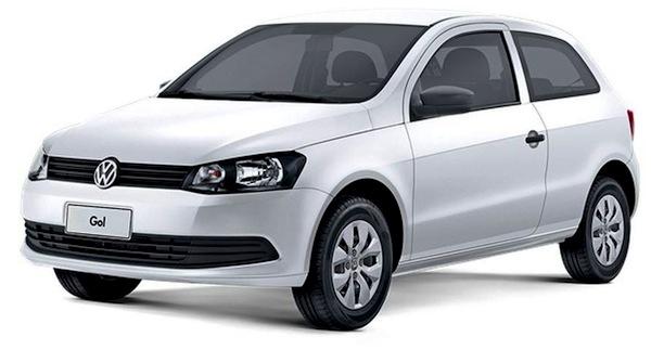 VW Gol Special Brazil October 2014