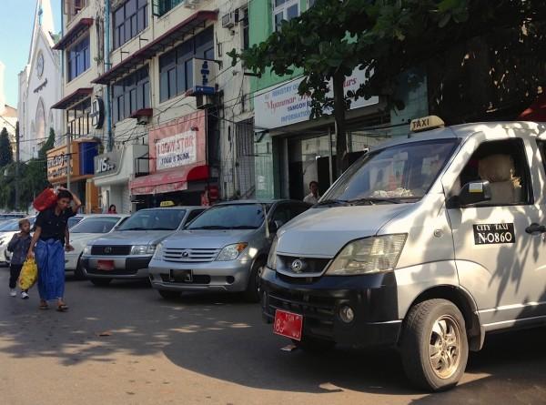 3. Changhe Van Yangon