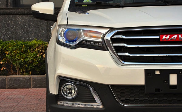 Haval H1 China November 2014. Picture courtesy of autofan.com.cn