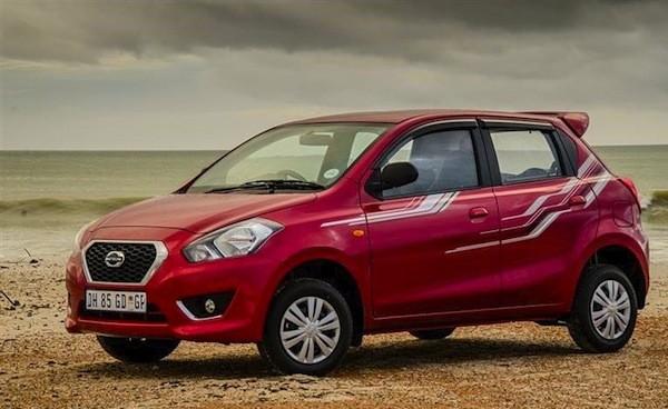 Datsun GO India 2014. Picture courtesy of cars.co.za