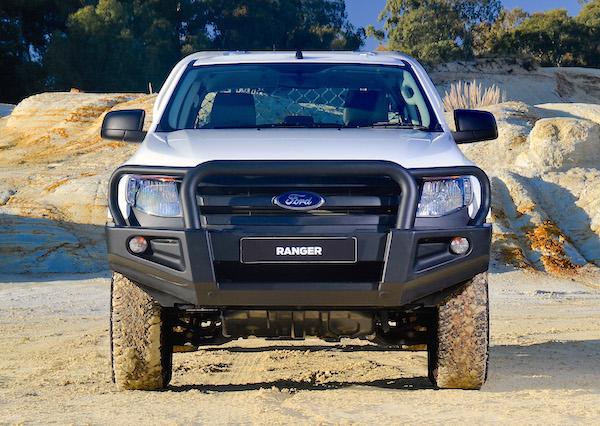 Ford Ranger Vietnam May 2015