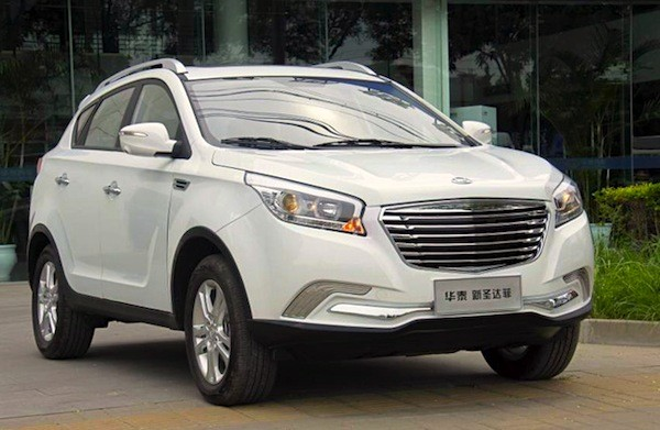 Hawtai Shengdafei China December 2014