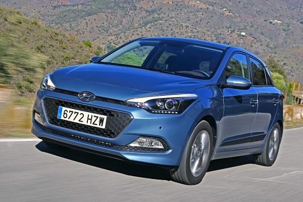 Hyundai i20 Austria 2014. Picture courtesy of autobild.de